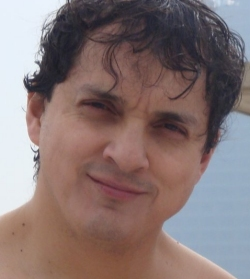 Gerardo Arias - Foto incluida en el libro www.ConseguirlaFelicidad.com